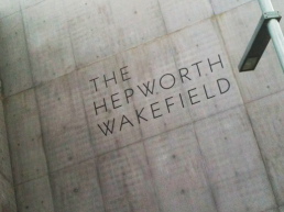 The Hepworth Wakefield. Exterior.
