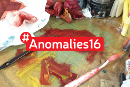 Show Stories: #Anomalies16 Anomalies 1: Twitter hashtag background image